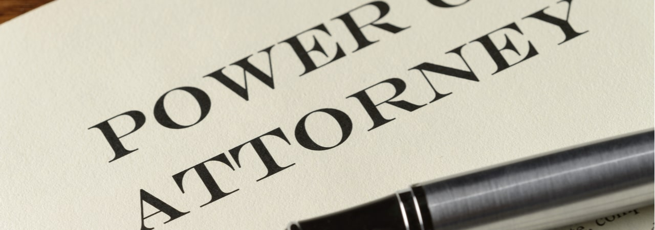 california power of attorney